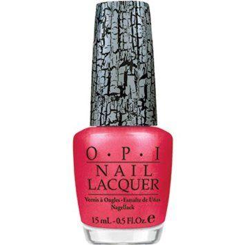 OPI Pink Shatter Nail Polish