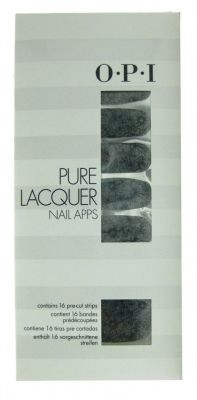 OPI Pure Nail Lacquer Apps - Floral