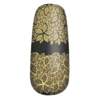 OPI Pure Nail Lacquer Apps - Gold Lace