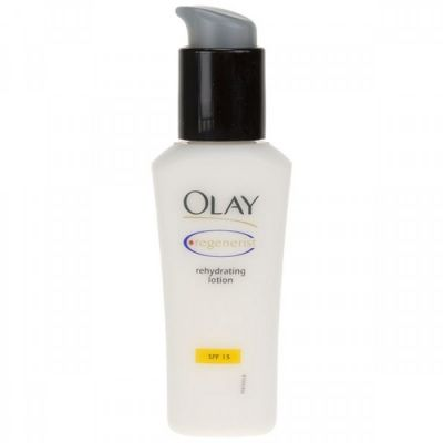 Olay Regenerist Rehydrating Lotion SPF15 Unboxed