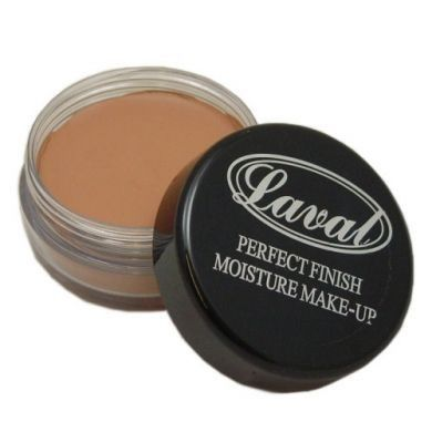 Laval Perfect Finish Moisture Make Up - Almond