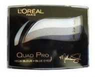 L'Oreal Quad Pro Blue Eyes - 337 Sapphire Crystal