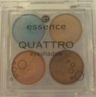 Essence Quattro Eyeshadow - 03 Ibiza Sun