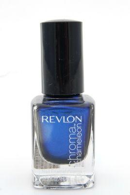 Revlon Chroma Chameleon Nail Polish Cobalt