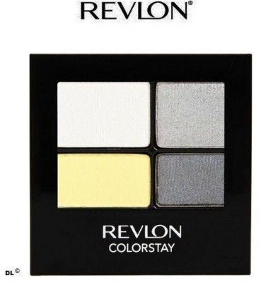 Revlon ColorStay 16 Hour Quad Eye Shadow Bombshell 565