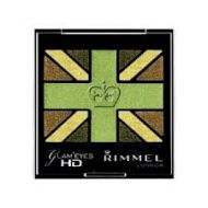 Rimmel Glam Eyes HD Quad Eye Shadow - 004 Green Park