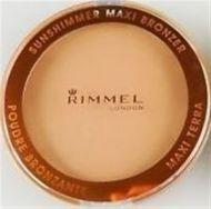 Rimmel Sunshimmer Maxi Bronzer 004 Sun Star