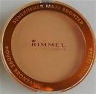Rimmel Sunshimmer Maxi Bronzer 006 Warm Up