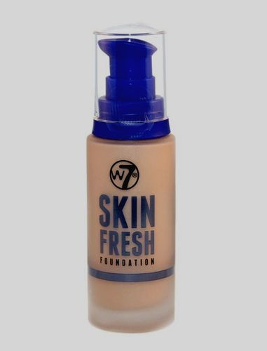 W7 Skin Fresh Foundation - Fawn Beige