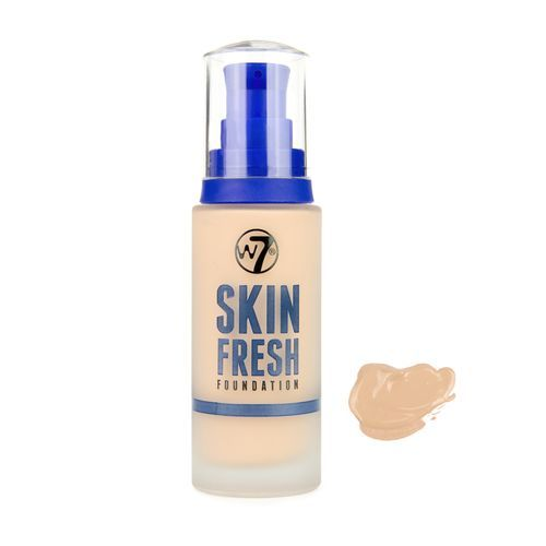W7 Skin Fresh Foundation - Sand Beige