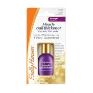 Sally Hansen Miracle Nail Thickener Strength - Clear