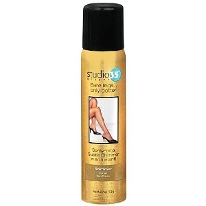 Studio 35 Bare Legs Only Better Spray On Subtle Shimmer