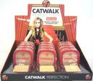 W7 Catwalk Perfection Cream Compact Foundation - Honey