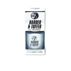 W7 Harder And Tuffer Nail Treatment