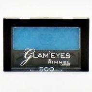 Rimmel Glam Eyes Mono Eyeshadow -  500 Posh Peacock