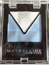 Maybelline EyeStudio Color Explosion Duo Eyeshadow - Azur Silver
