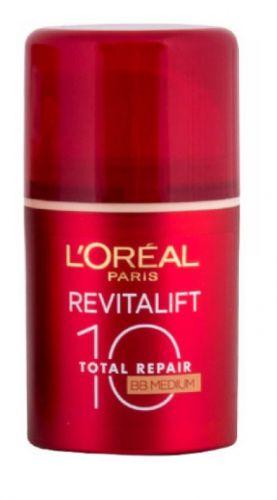 L'Oreal Revitalift 10 Total Repair Anti Ageing BB Cream SPF20 - Medium