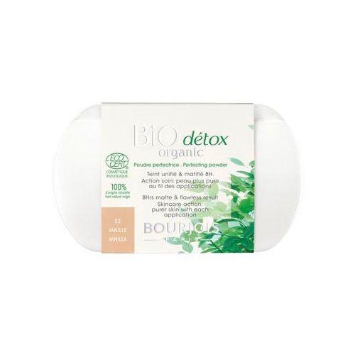 Bourjois Bio Detox Organic Pressed Powder - 52 Vanilla