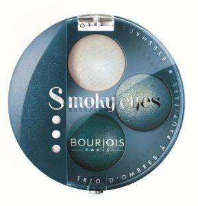 Bourjois Smoky Eyes Eye Shadow Trio - 07 Bleu Rock