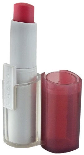 L'Oreal Baume Caress Lipstick Lip Balm - 707 Very Berry Me