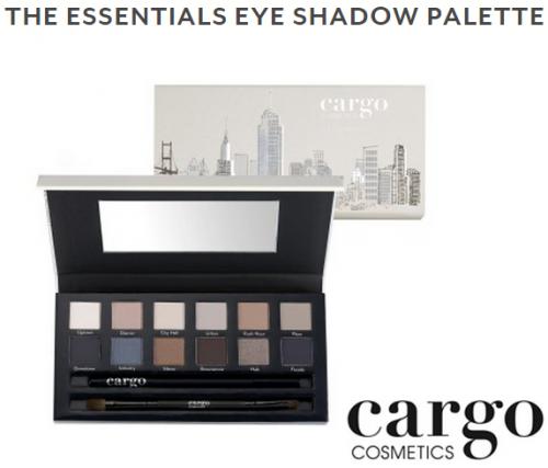 Cargo The Essentials 12 Shade Eye Shadow Palette