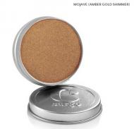 Cargo Single Eye Shadow Tin - Mojave - Amber Gold Shimmer