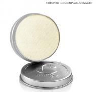 Cargo Single Eye Shadow Tin - Toronto - Golden Pearl Shimmer