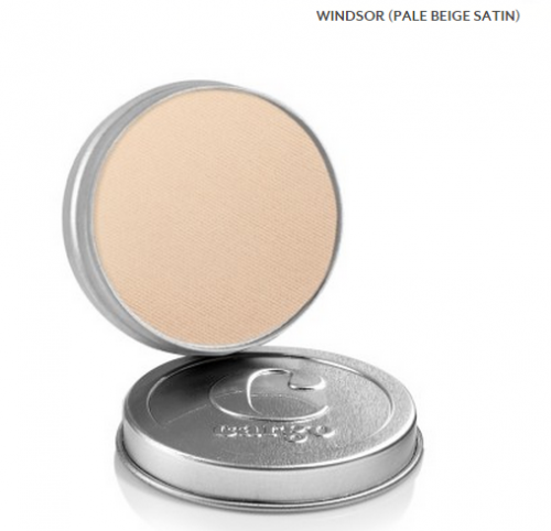 Cargo Single Eye Shadow Tin - Windsor - Pale Beige Satin