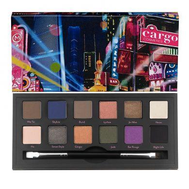 Cargo Shanghai Nights Eye Shadow Palette