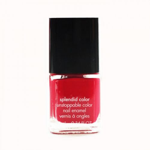 Calvin Klein Splendid Color Nail Enamel - Caught Red Handed