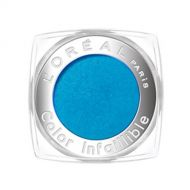 L'Oreal Color Infaillible Eyeshadow - 018 Blue Curacao