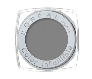 L'Oreal Color Infaillible Eyeshadow - 020 Pebble Grey