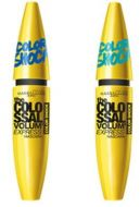 Maybelline Volume Express Color Shock Mascara - Turquoise Electric
