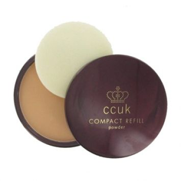 Constance Carroll CCUK Compact Refill Powder - 4 Bronze Glow