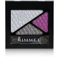 Rimmel Glam Eyes Trio Eye Shadow - 747 Dark Angel
