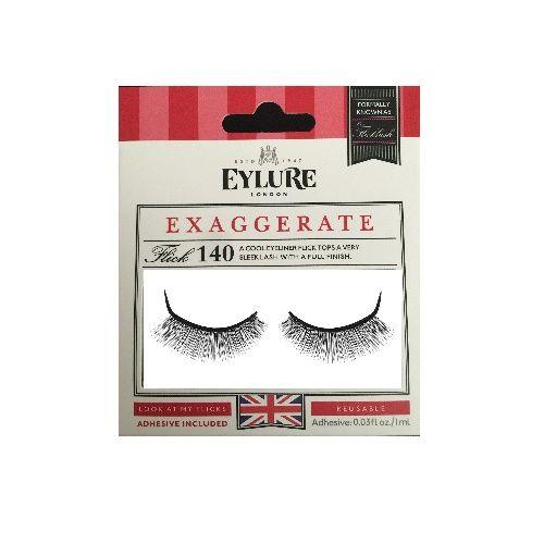 Eylure Exaggerate Flick False Lashes #140