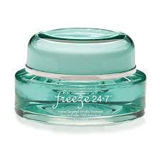 Freeze 24-7 Instant Targeted Wrinkle Treatment 15ml
