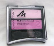 Manhattan Magic Duo Eyeshadow Illuminate Pink