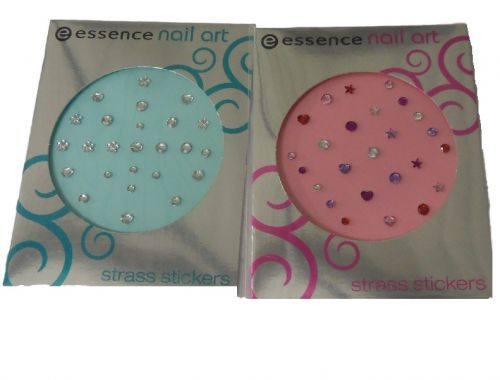 Essence Nail Art Strass Stickers - Pack of 2