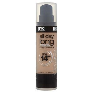 NYC 14hr All Day Long Smooth Skin Foundation - 746 Classic Tan