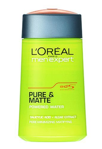 L'Oreal Men Expert Pure & Matte Powered Water
