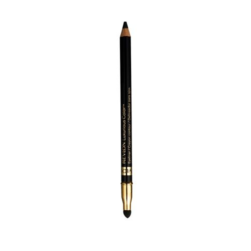 Revlon Luxurious Color Eyeliner Pencil & Smudger - Black Velvet