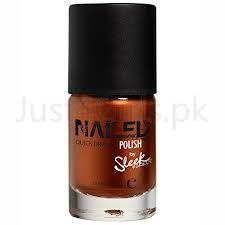 Sleek Nailed Nail Polish - 37 Rust