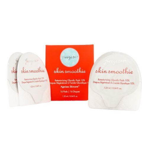 Freeze 24-7 Skin Smoothie Retexturizing Glycolic Pads