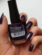Astor Lacque Deluxe Nail Polish - 594 VIP Violet
