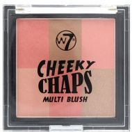 W7 Cheeky Chaps Multi Blush - Darling