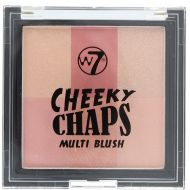 W7 Cheeky Chaps Multi Blush - Pick N Mix