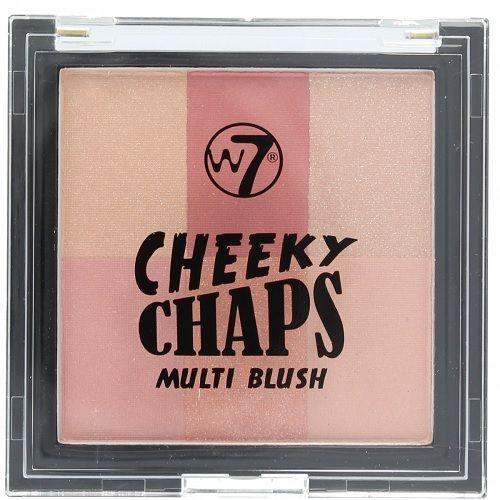W7 Cheeky Chaps Multi Blush - Pick N Mix