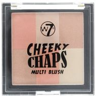 W7 Cheeky Chaps Multi Blush - Popsicle