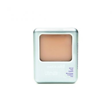 Wet n Wild Ultimate Touch Face Powder with Sponge - 03 Ivory
